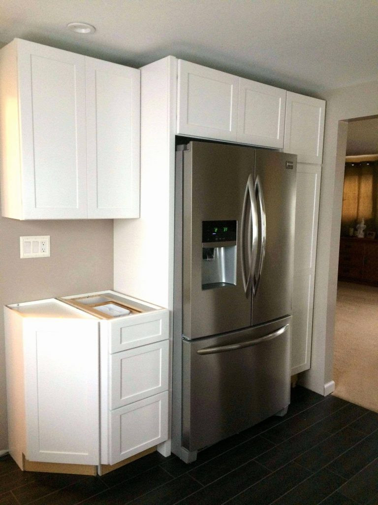 Best ideas about Pantry Doors Lowes . Save or Pin Cabinet Lowes Pantry – Noblewh Now.