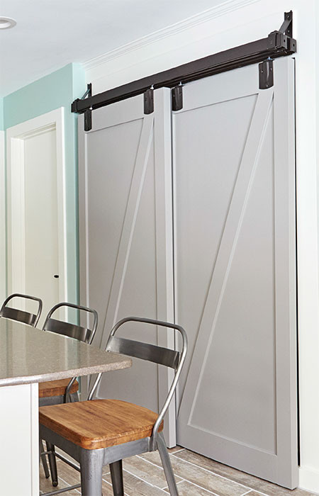 Best ideas about Pantry Doors Lowes . Save or Pin Sliding Pantry Doors Now.