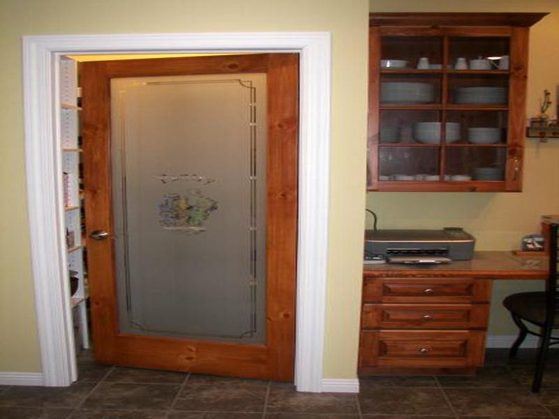 Best ideas about Pantry Doors Lowes . Save or Pin Doors & WIndows Pros And Cons Glass Pantry Door Now.