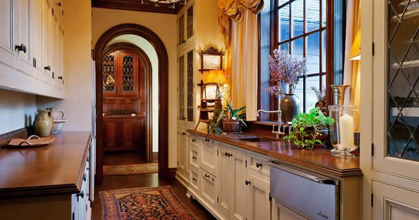 Best ideas about Pantry In Spanish . Save or Pin Butlers Pantry Spanish Style for the Home Now.