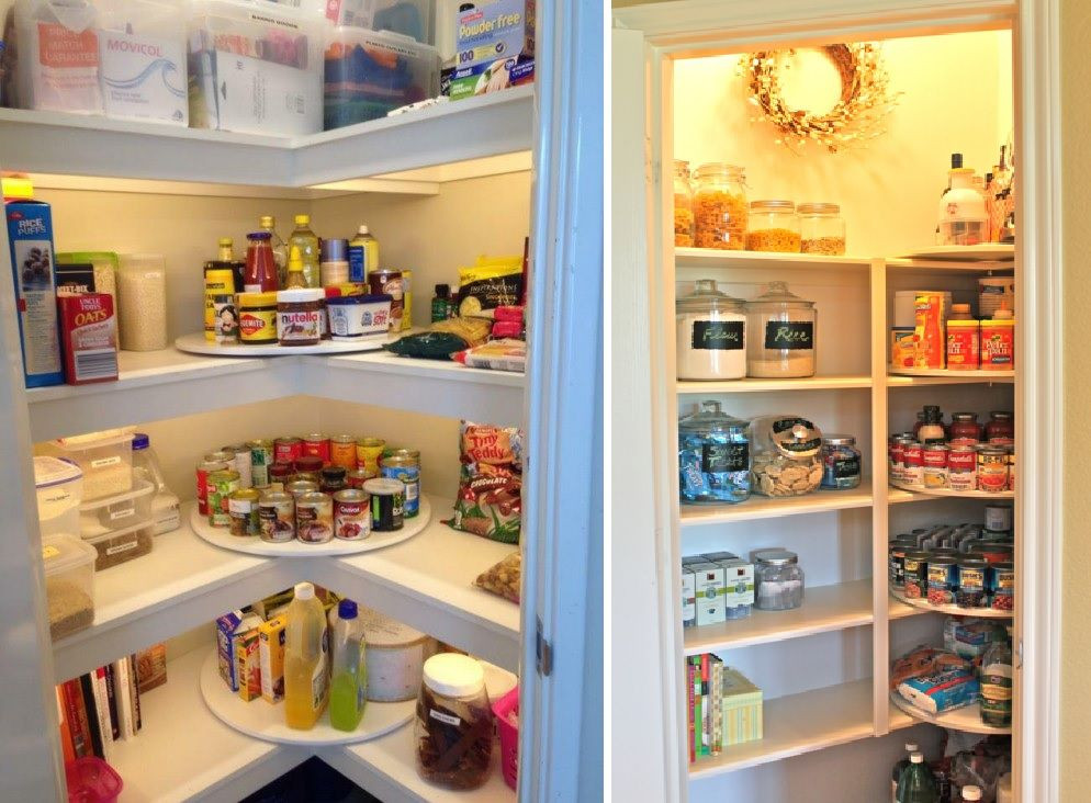 Best ideas about Pantry Lazy Susan . Save or Pin 10 Ways to Achieve The Most Organized Pantry Ever Now.
