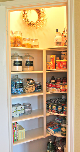 Best ideas about Pantry Lazy Susan . Save or Pin 5 Tips for Pantry Organization Now.