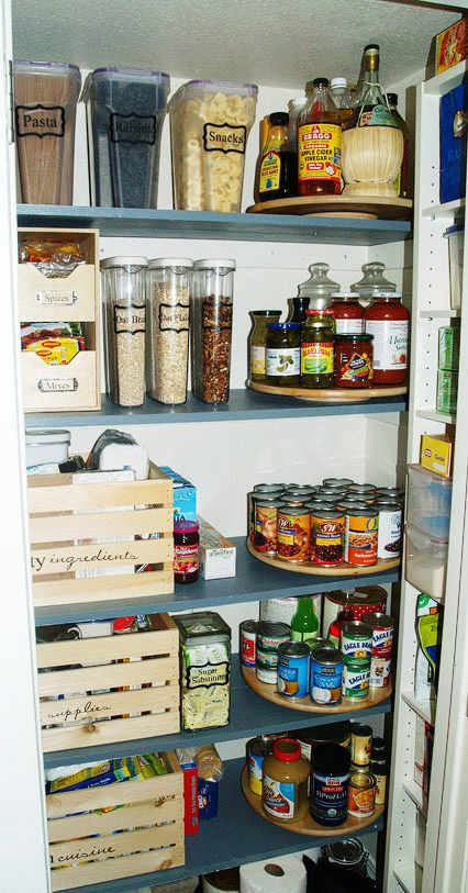 Best ideas about Pantry Lazy Susan . Save or Pin Corner Pantry Cabinet Lazy Susan WoodWorking Projects Now.