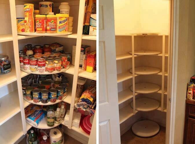 Best ideas about Pantry Lazy Susan . Save or Pin Food Pantry Lazy Susan Home Ideas Now.