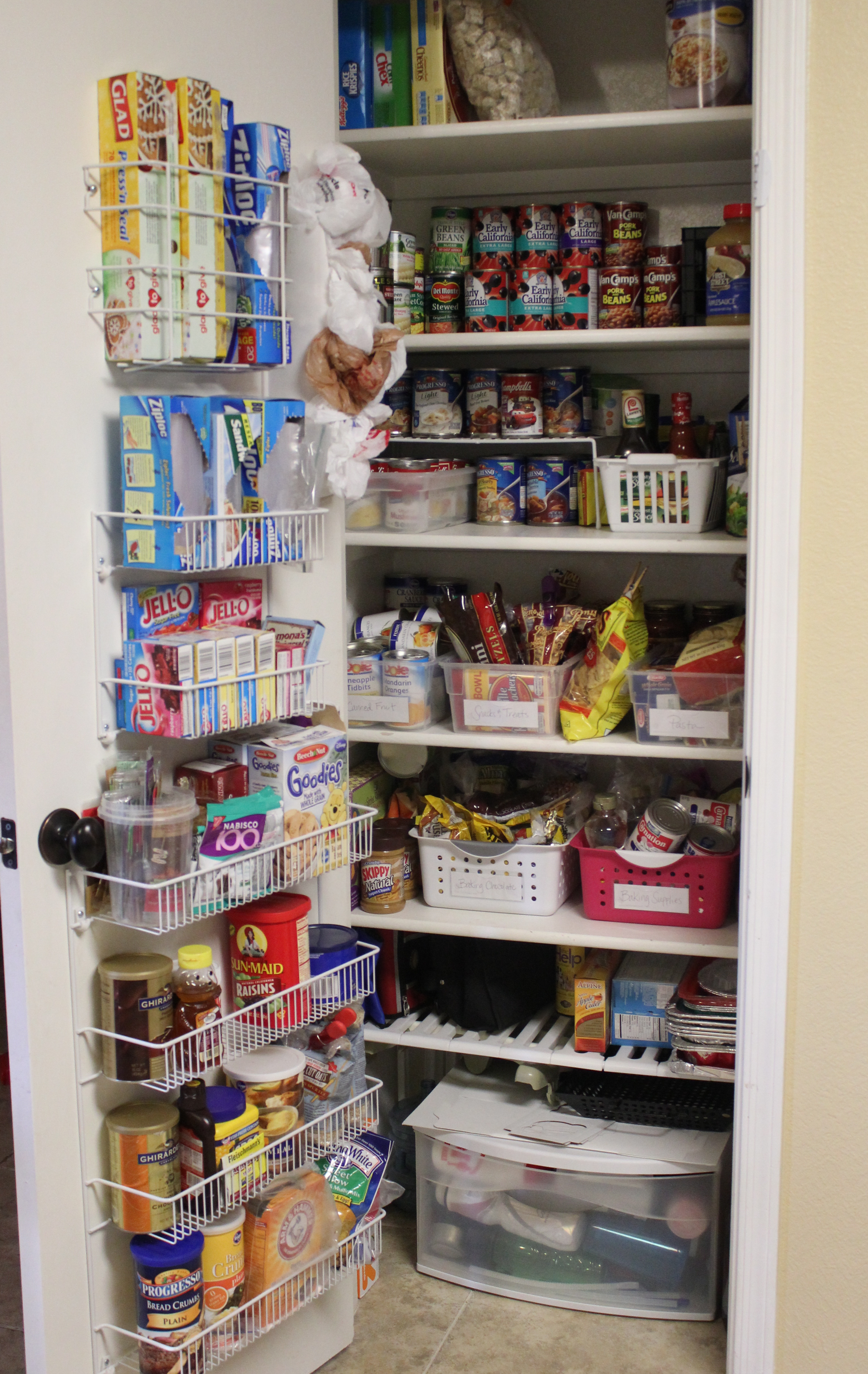Best ideas about Pantry Organization Ideas . Save or Pin Pantry Organization Pantry Challenge Finale Now.