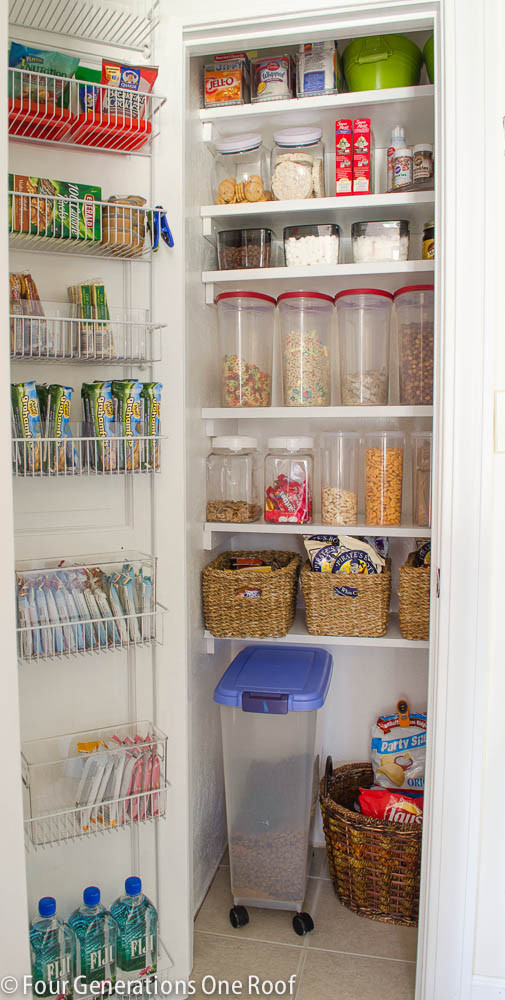 Best ideas about Pantry Organization Ideas . Save or Pin 20 Kitchen Pantry Ideas To Organize Your Pantry Now.