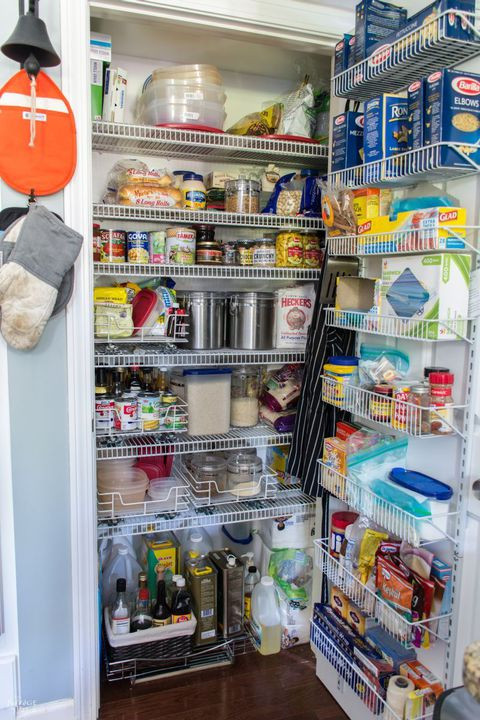 Best ideas about Pantry Organization Ideas . Save or Pin 20 Pantry Organization Ideas and Tricks How to Organize Now.