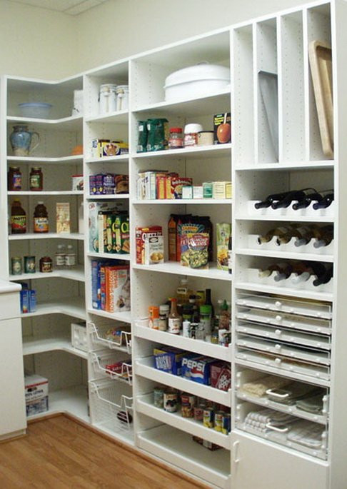 Best ideas about Pantry Organization Ideas . Save or Pin 31 Kitchen Pantry Organization Ideas Storage Solutions Now.