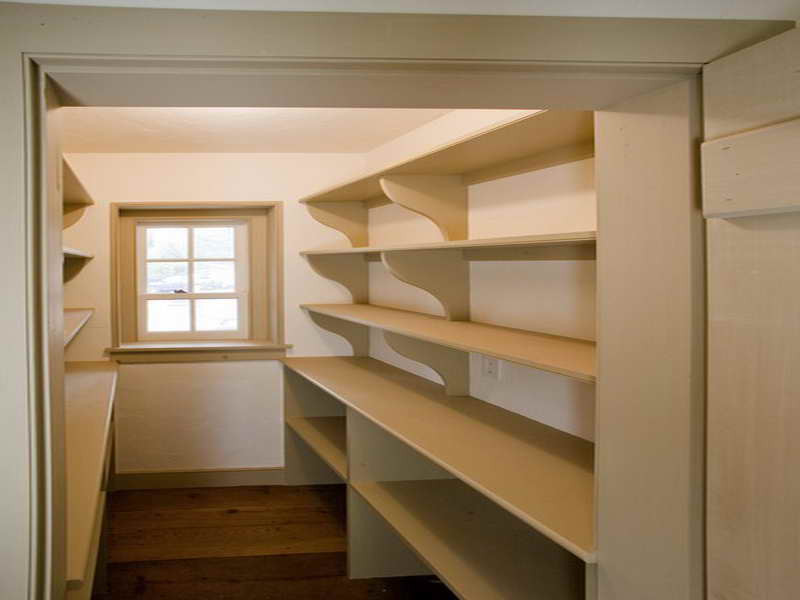 Best ideas about Pantry Shelf Spacing . Save or Pin Miscellaneous Pantry Shelving Plans and Design Ideas Now.
