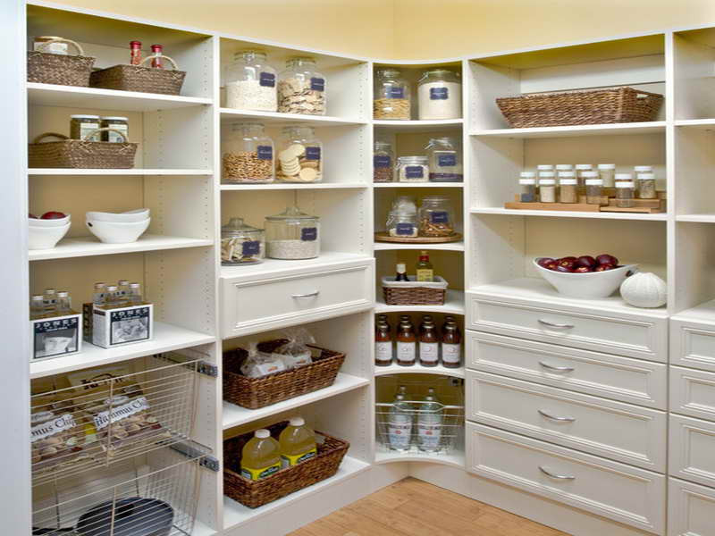 Best ideas about Pantry Shelving Ideas . Save or Pin Miscellaneous Pantry Shelving Plans and Design Ideas Now.