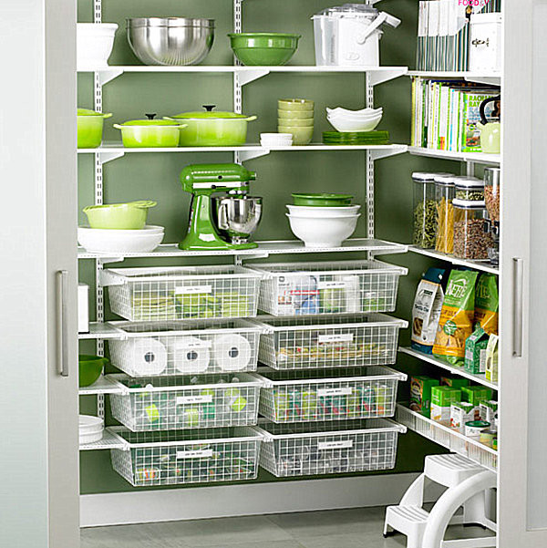 Best ideas about Pantry Shelving Ideas . Save or Pin Pantry Design Ideas for Staying Organized in Style Now.