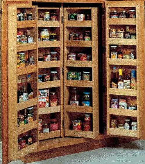 Best ideas about Pantry Shelving Units . Save or Pin Weekly Thread Over ing objections to prepping This Now.