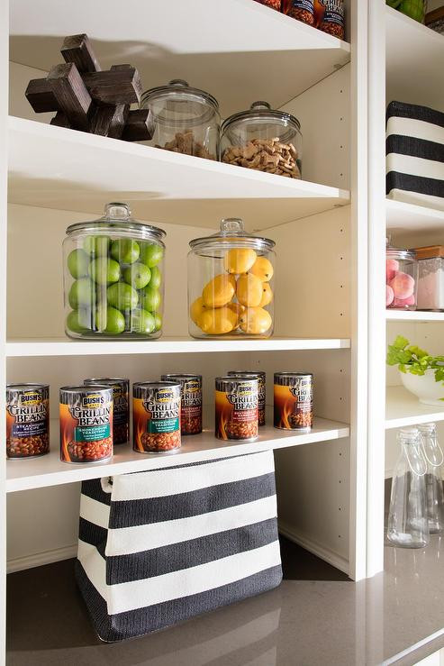 Best ideas about Pantry Shelving Units . Save or Pin Revolving Pantry Cabinets Traditional kitchen BHG Now.