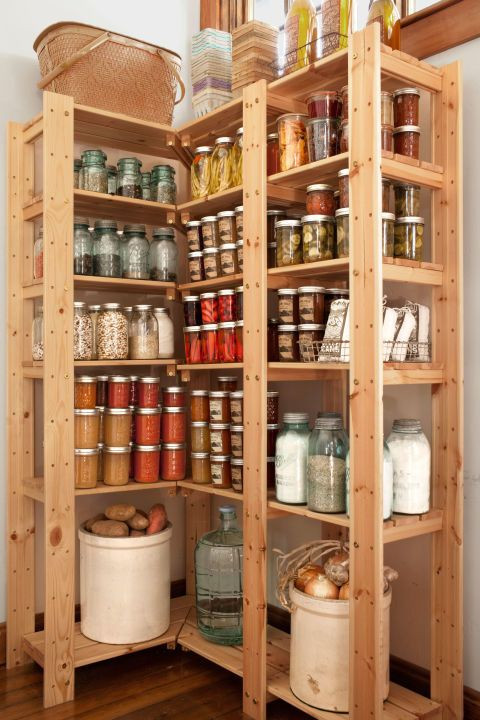 Best ideas about Pantry Shelving Units . Save or Pin 1000 ideas about Shelving Units on Pinterest Now.