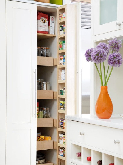 Best ideas about Pantry Shelving Units . Save or Pin Pantry Shelving Units for Smart Home Storage Now.
