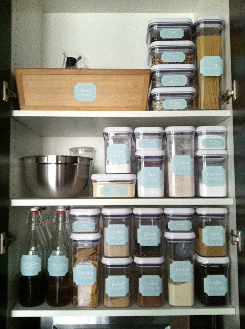 Best ideas about Pantry Storage Containers . Save or Pin 37 Creative Storage Solutions to Organize All Your Food Now.