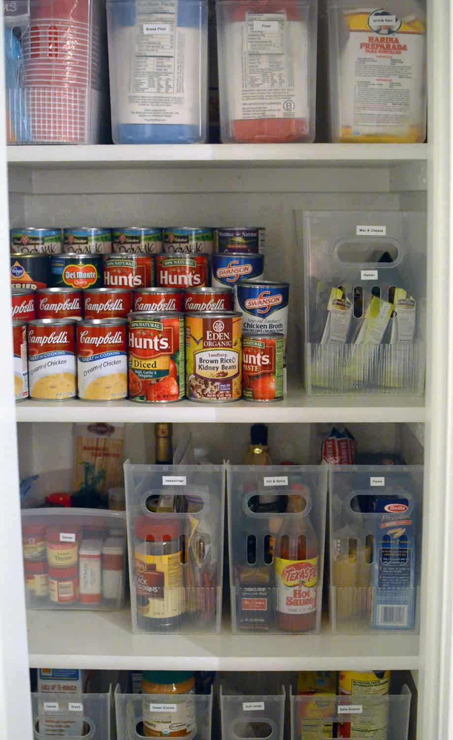 Best ideas about Pantry Storage Containers . Save or Pin 7 Genius Pantry Organisation Ideas Simplify Create Inspire Now.