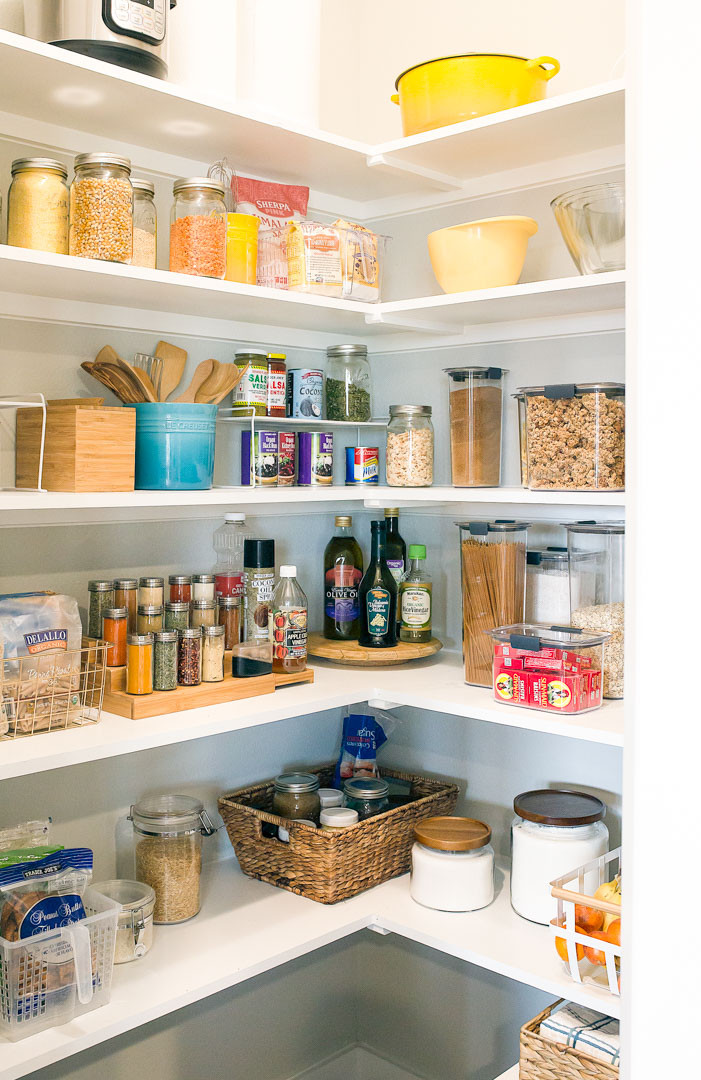 Best ideas about Pantry Storage Containers . Save or Pin Pantry Organization Ideas and Tricks Now.