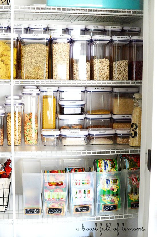 Best ideas about Pantry Storage Containers . Save or Pin Best 25 Pantry storage containers ideas on Pinterest Now.