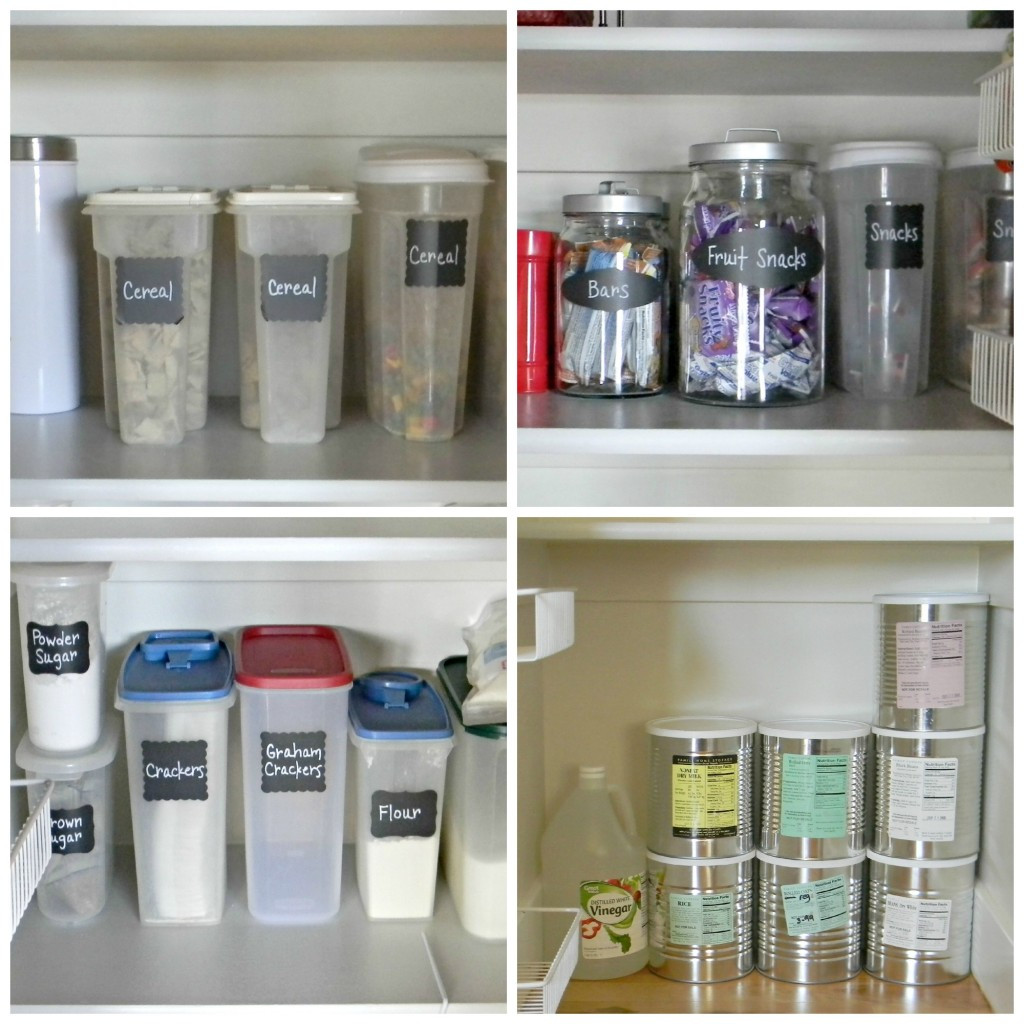 Best ideas about Pantry Storage Containers . Save or Pin Pantry Organization Organize and Decorate Everything Now.