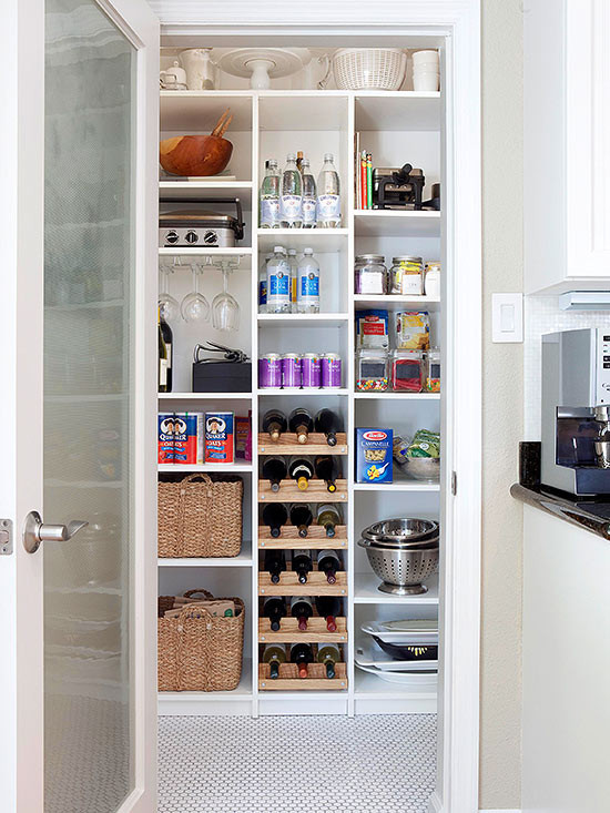 Best ideas about Pantry Storage Ideas . Save or Pin Tips For Creating A Stunning Pantry Design Destination Now.