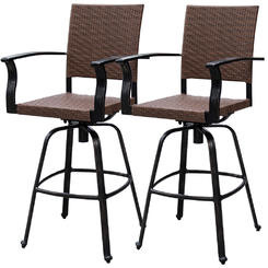 Best ideas about Patio Bar Stools . Save or Pin Outdoor Bars Now.