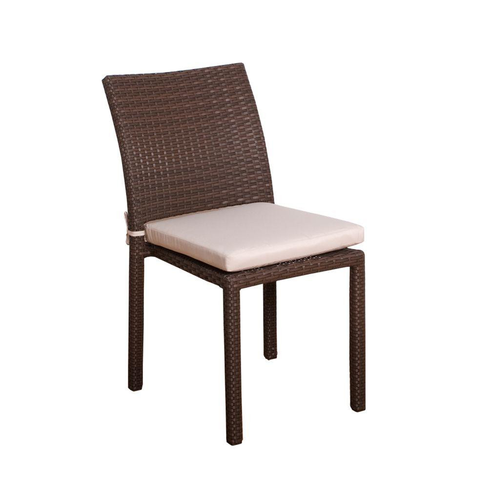 Best ideas about Patio Dining Chairs . Save or Pin POLYWOOD Long Island Slate Grey Patio Dining Chair ECD16GY Now.
