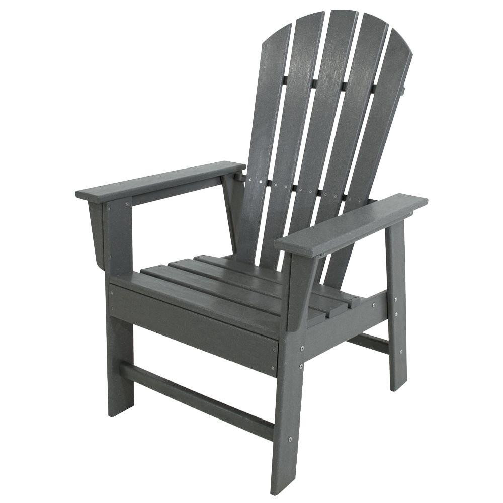 Best ideas about Patio Dining Chairs . Save or Pin Atlantic Contemporary Lifestyle Liberty Grey Patio Dining Now.