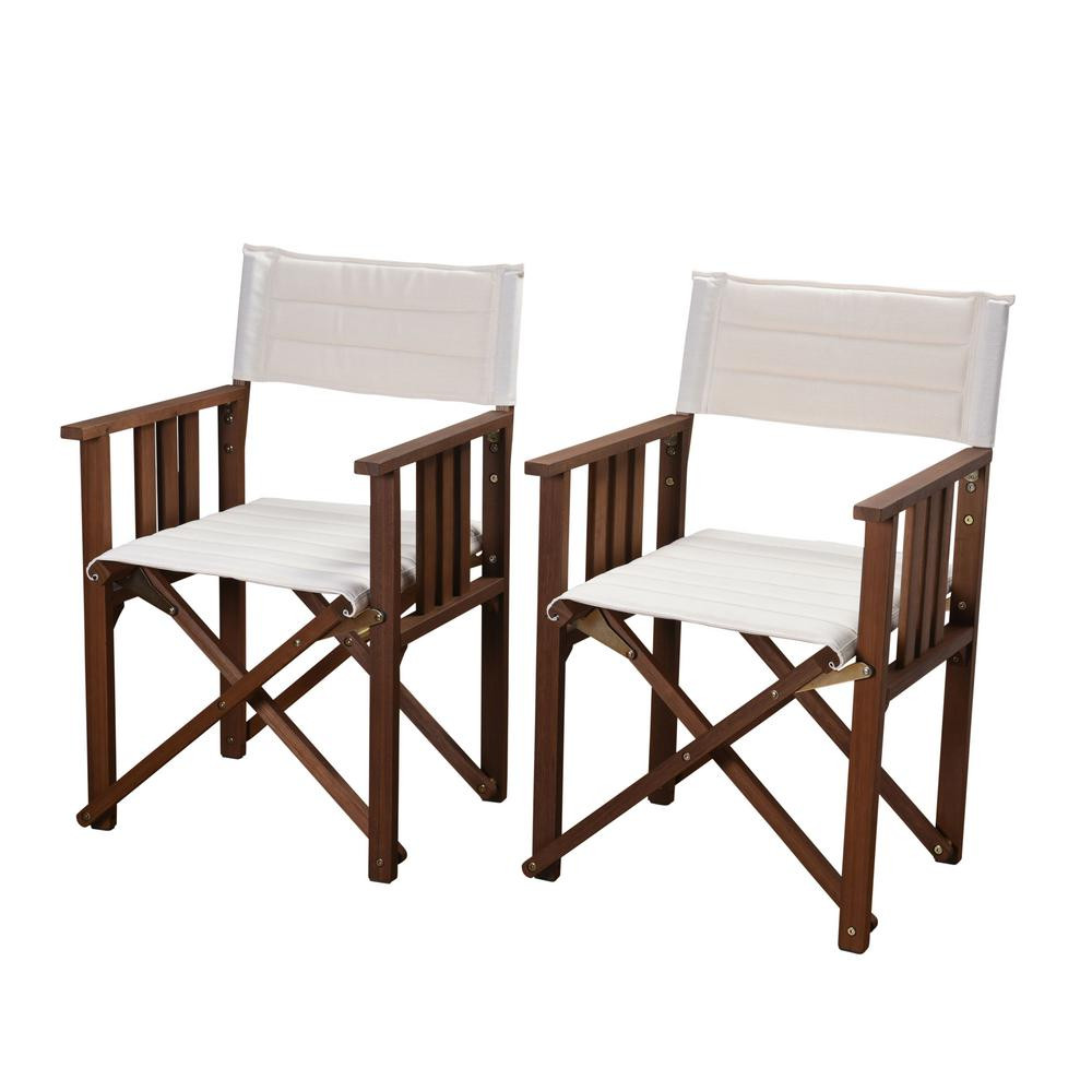 Best ideas about Patio Dining Chairs . Save or Pin Hampton Bay Jackson Action Patio Chairs 2 Pack Now.