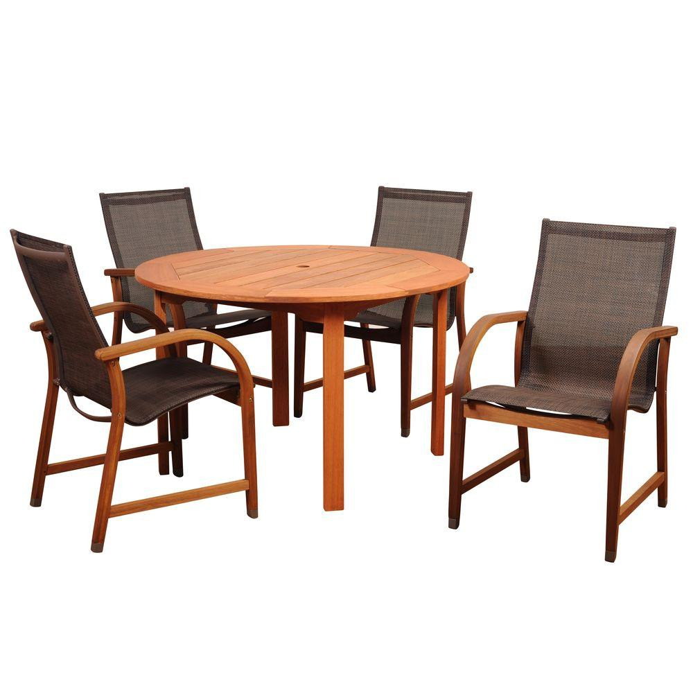 Best ideas about Patio Dining Set . Save or Pin Patio Dining Sets Patio Dining Furniture The Home Depot Now.
