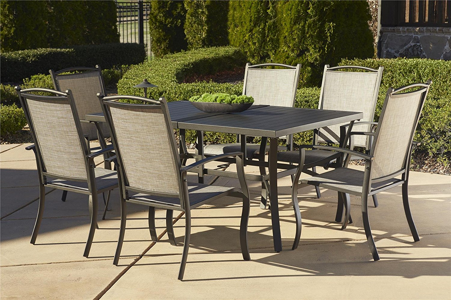 Best ideas about Patio Dining Sets On Sale . Save or Pin Cosco Outdoor Piece Serene Ridge Aluminum Patio Dining Now.
