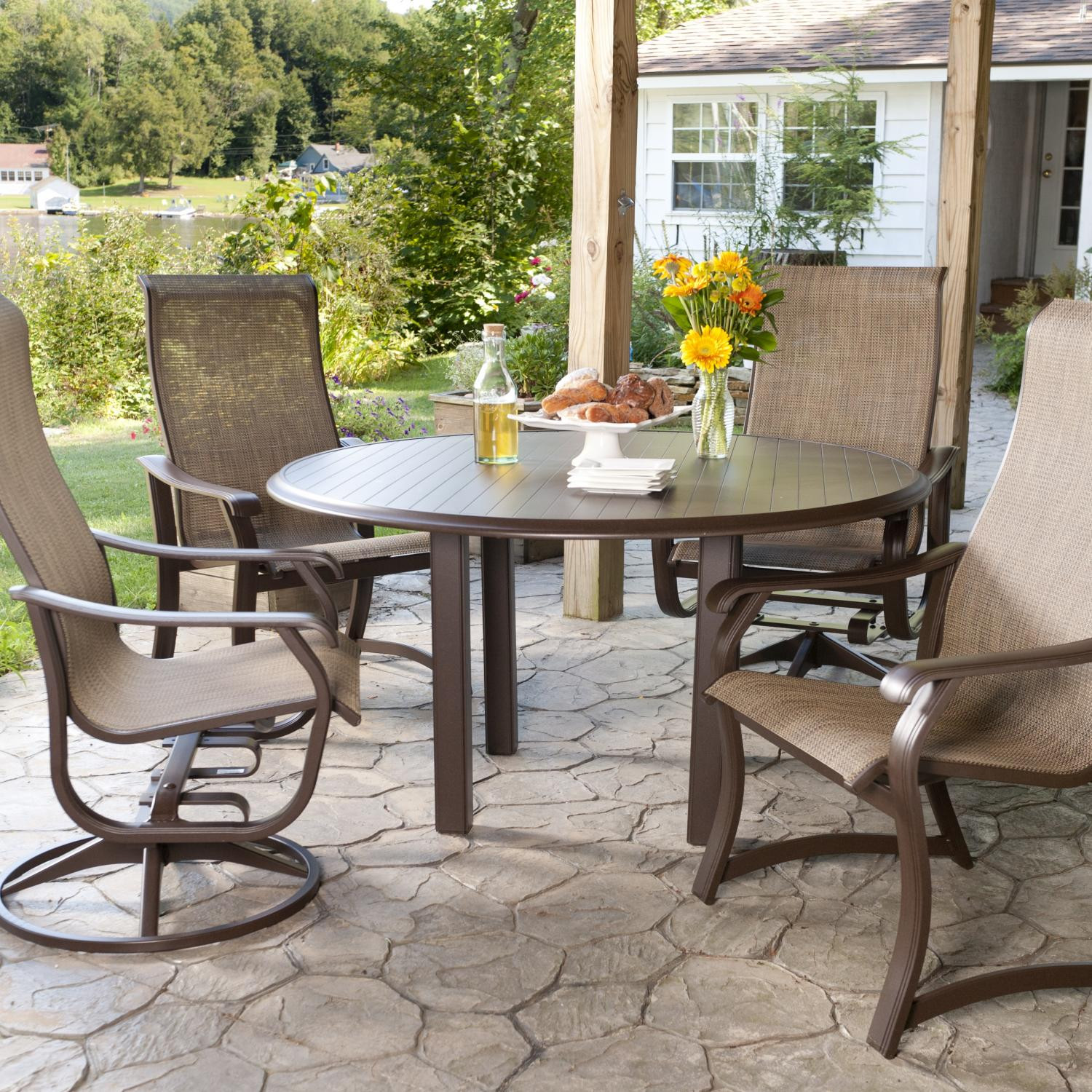 Best ideas about Patio Dining Sets On Sale . Save or Pin Patio Dining Sets Sale Now.