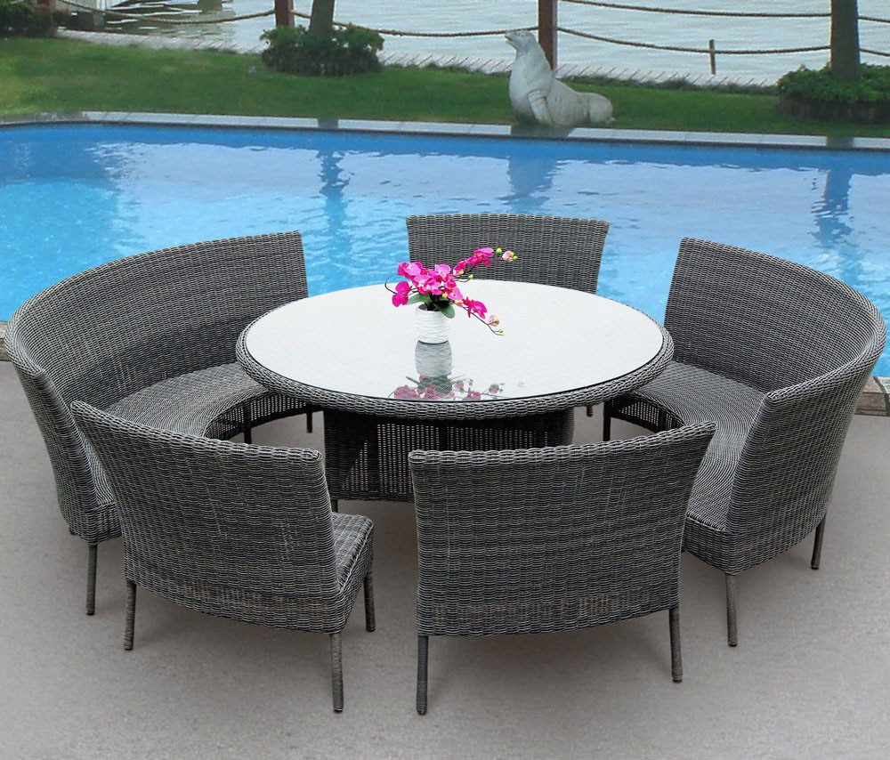 Best ideas about Patio Dining Sets On Sale . Save or Pin Exterior Design Great Patio Space With Outdoor Dining Sets Now.