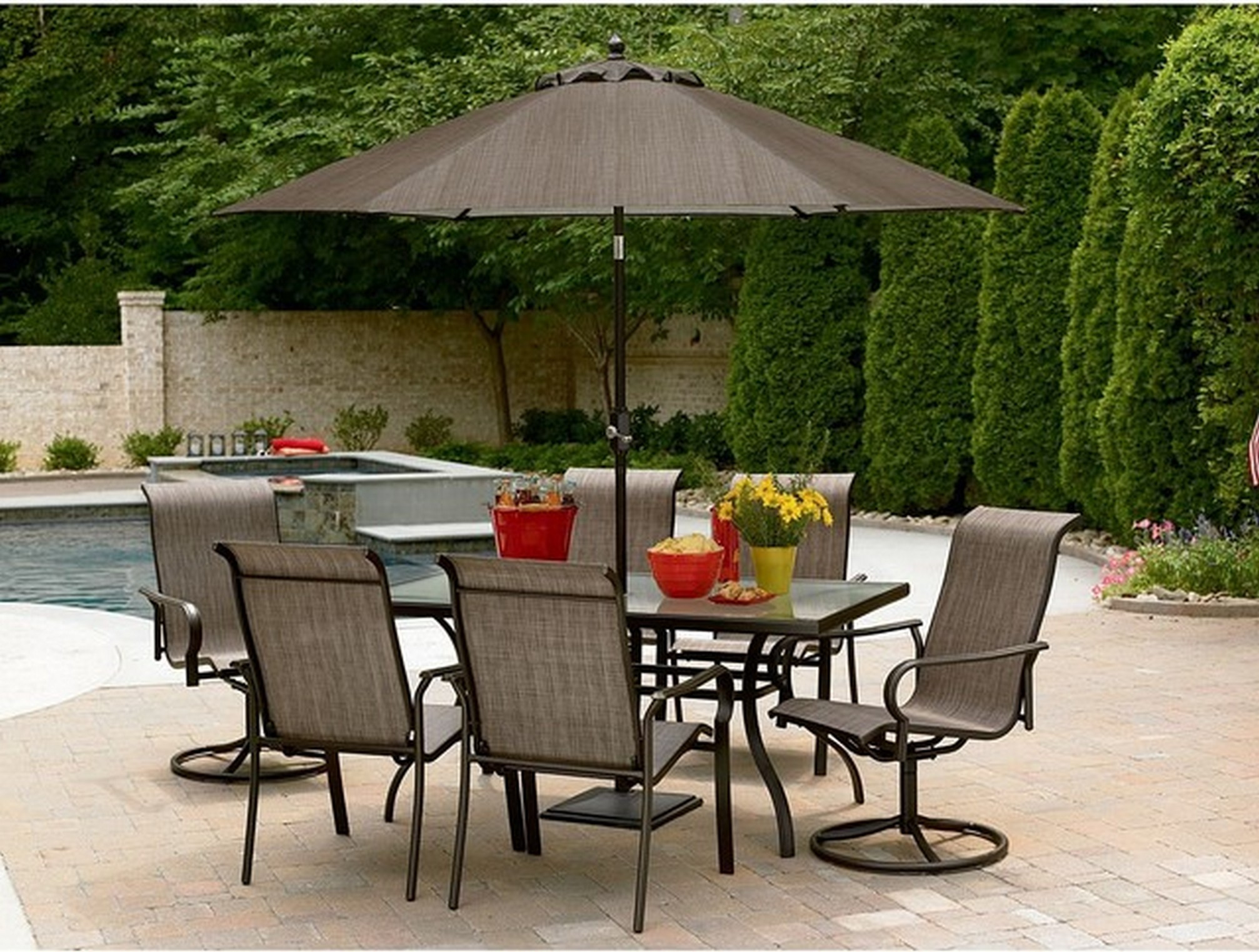 Best ideas about Patio Dining Sets On Sale . Save or Pin Literarywondrous Patio Table And Chairseca Now.