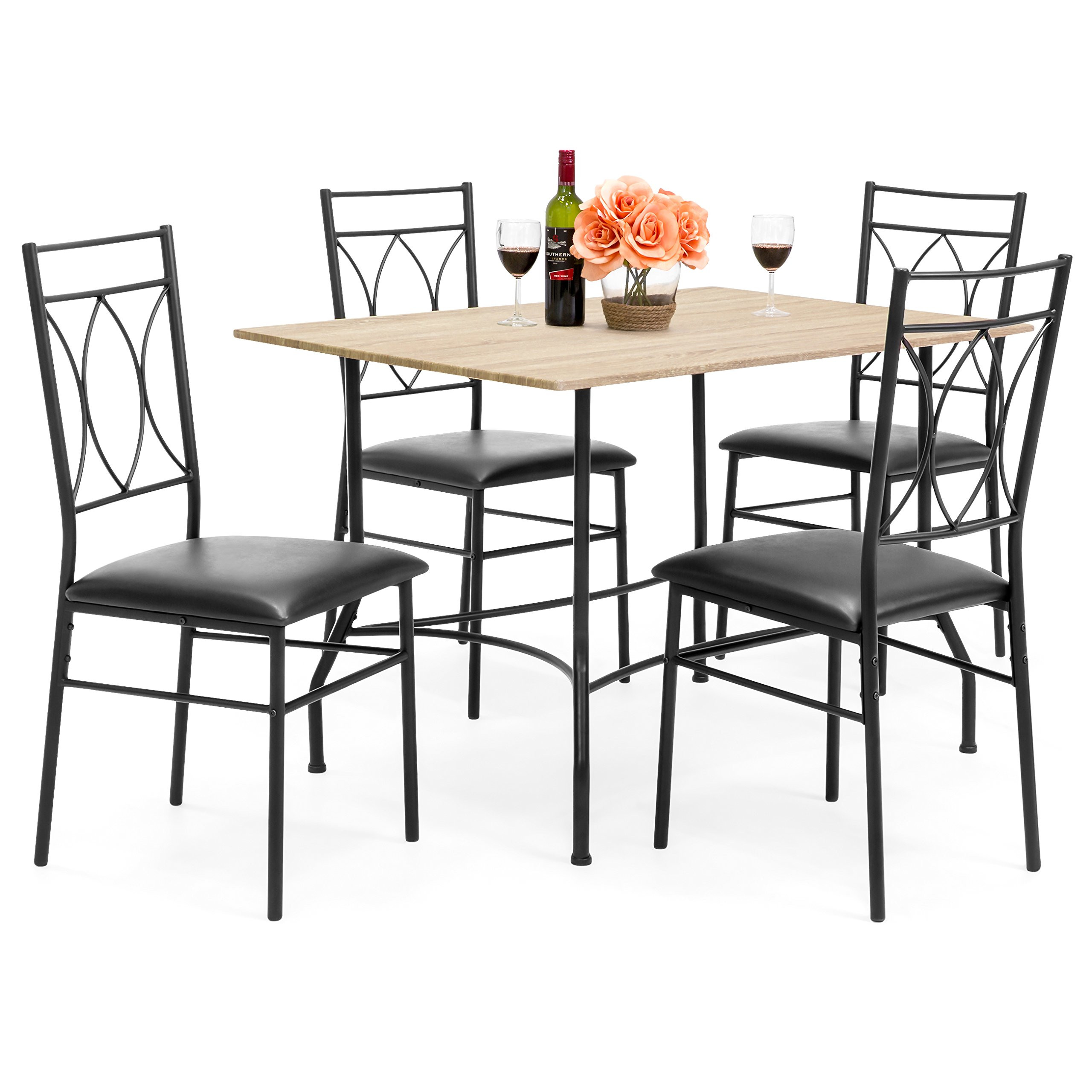 Best ideas about Patio Dining Table Clearance . Save or Pin CLEARANCE Outdoor Patio Dining Set for 4 Wood Table and Now.
