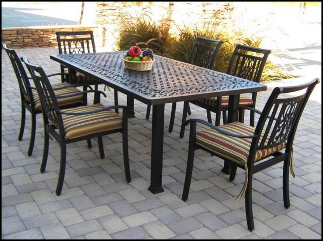 Best ideas about Patio Dining Table Clearance . Save or Pin Piece Patio Dining Sets Clearance Home Decorating Outdoor Now.