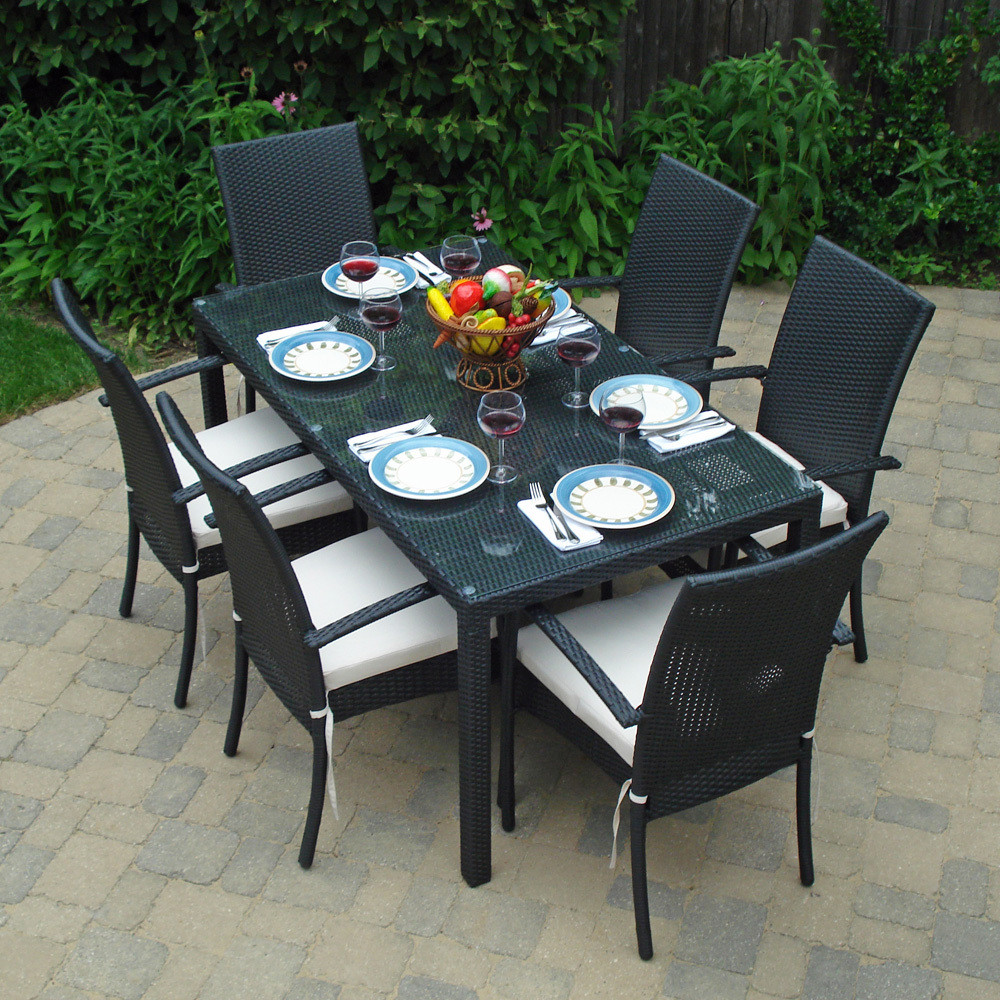 Best ideas about Patio Dining Table Clearance . Save or Pin Patio Table And Chairs Clearance Furniture Dining Now.
