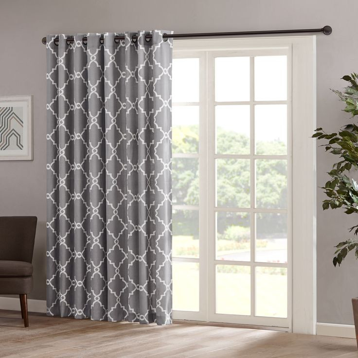 Best ideas about Patio Door Curtain Ideas . Save or Pin Best 25 Patio door coverings ideas on Pinterest Now.