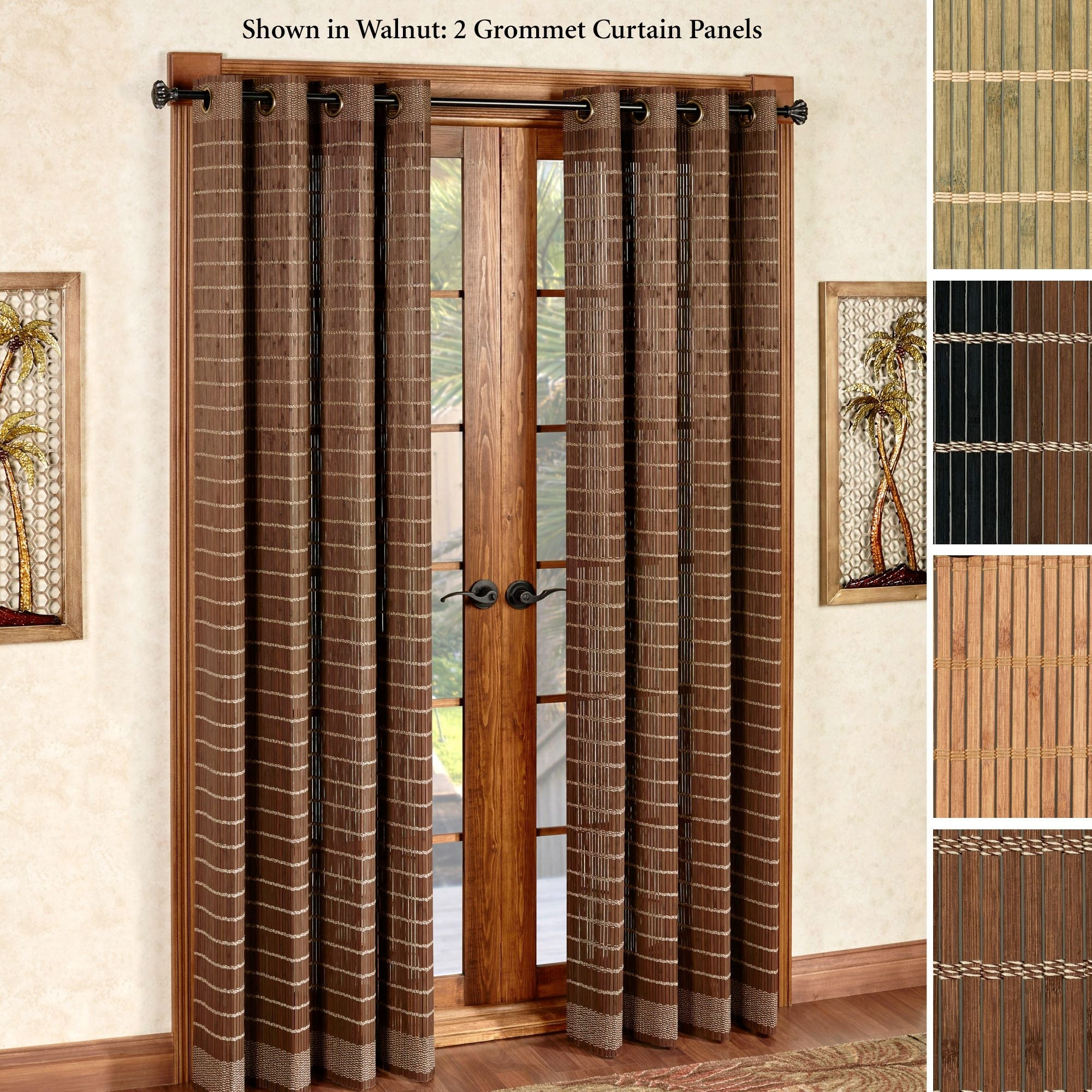 Best ideas about Patio Door Curtain Ideas . Save or Pin Door Curtain Ideas & Sliding Door Curtain Ideas Patio Door Now.