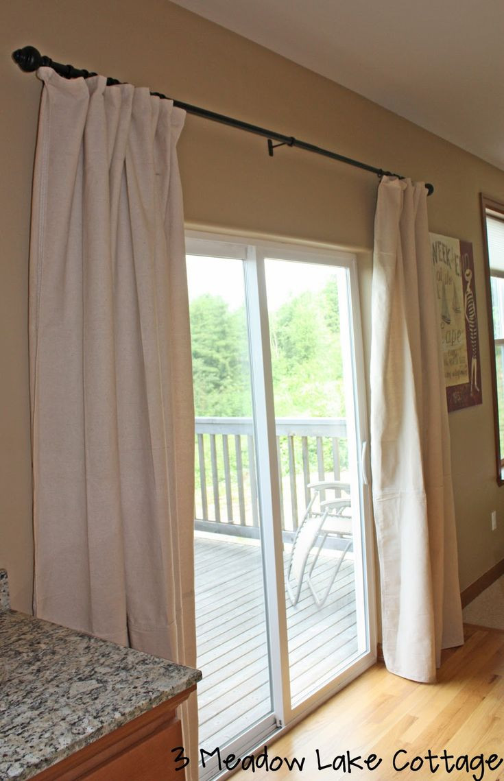 Best ideas about Patio Door Curtain Ideas . Save or Pin Best 25 Patio door curtains ideas on Pinterest Now.