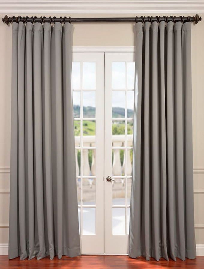 Best ideas about Patio Door Curtain Ideas . Save or Pin 25 best ideas about Patio door curtains on Pinterest Now.