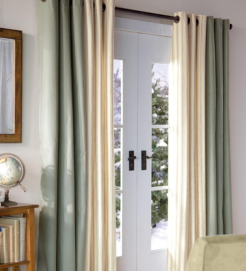 Best ideas about Patio Door Curtain Ideas . Save or Pin Sliding Patio Door Curtains Ideas handballtunisie Now.