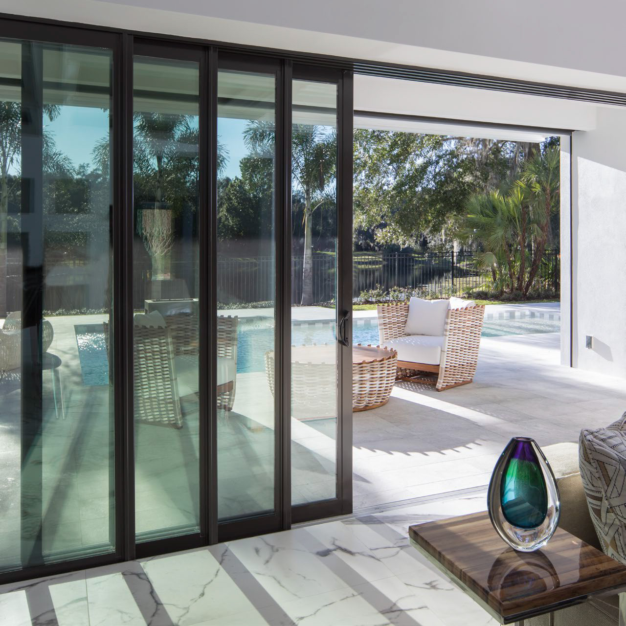 Best ideas about Patio Doors Sliding . Save or Pin 4880 Pocket Sliding Patio Door Now.