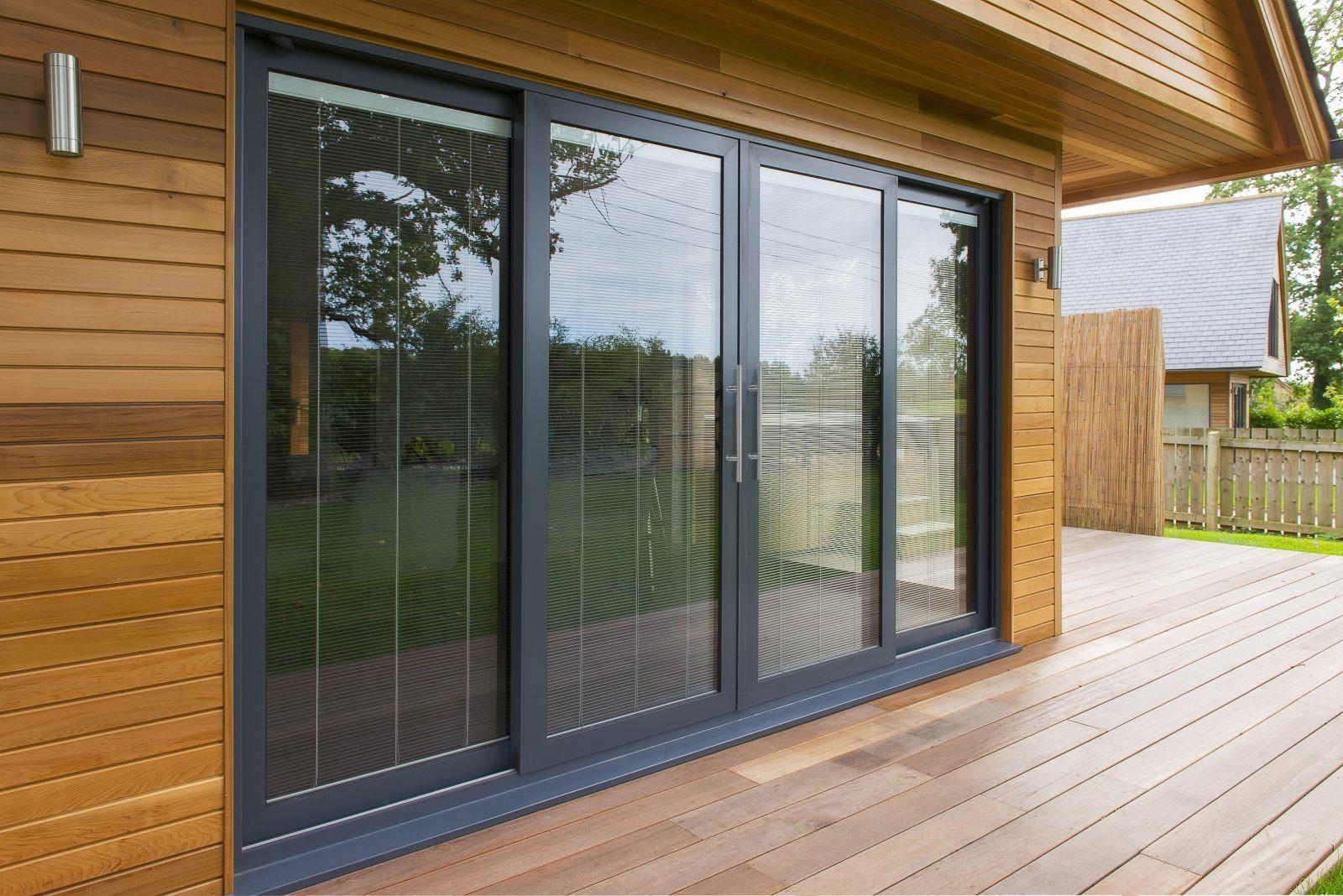 Best ideas about Patio Doors Sliding . Save or Pin Aluminium Sliding Patio Doors Now.