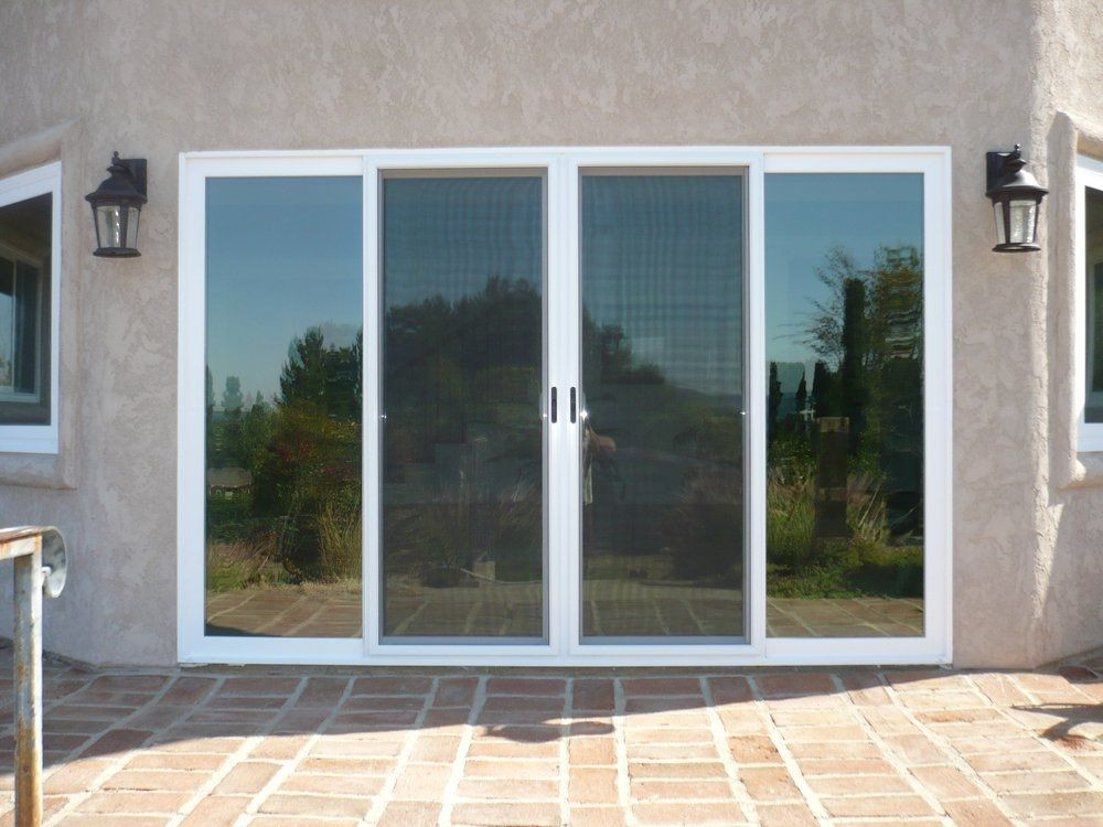 Best ideas about Patio Doors Sliding . Save or Pin 4 Panel Patio Door 4 Panel Sliding Patio Doors Cool Now.