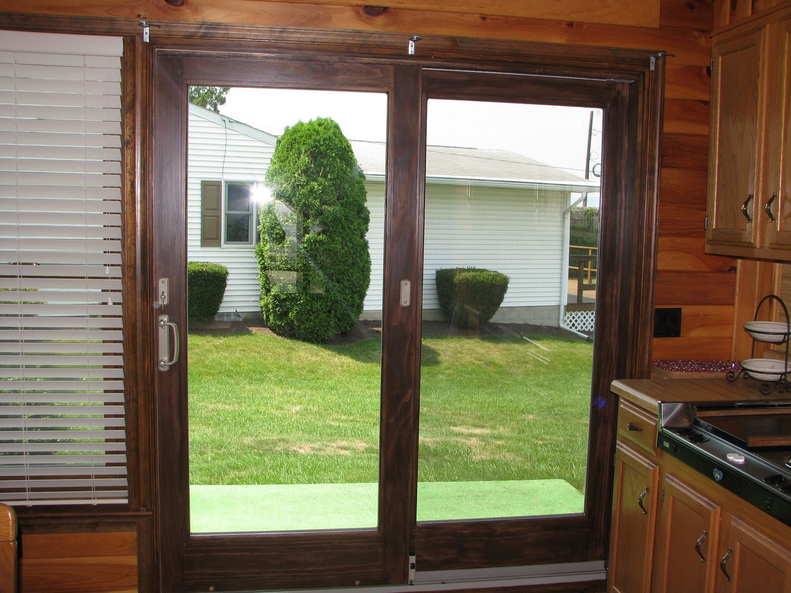 Best ideas about Patio Doors Sliding . Save or Pin The Andersen Perma Shield sliding patio door has a rigid Now.