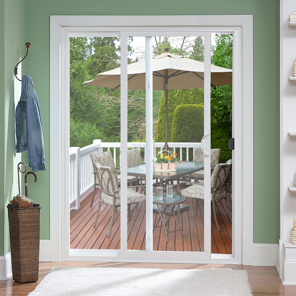 Best ideas about Patio Doors Sliding . Save or Pin Two Lite Sliding Patio Doors Now.