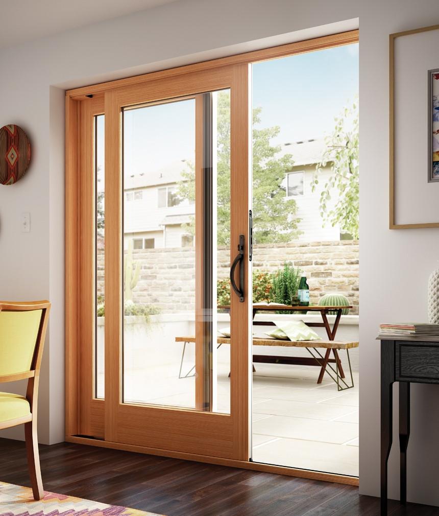 Best ideas about Patio Doors Sliding . Save or Pin Vinyl Sliding Patio Door Montecito Series Now.