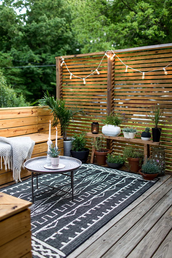 Best ideas about Patio Floor Ideas . Save or Pin 25 Cool Patio Floor Ideas for Outdoor 2017 Now.