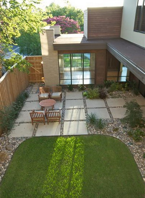 Best ideas about Patio Floor Ideas . Save or Pin 5 Fantastic Patio Flooring Ideas Now.